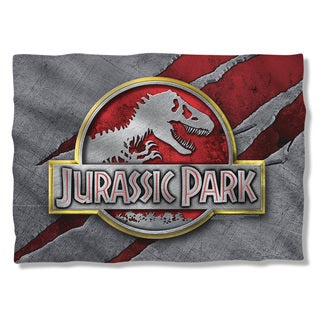 Jurassic Park/Slash Logo Pillowcase