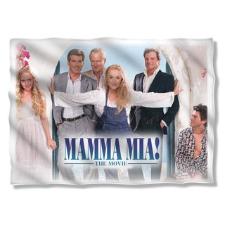 Mama Mia/Poster Pillowcase