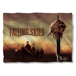 Falling Skies/Skitter Head (Front/Back Print) Pillowcase