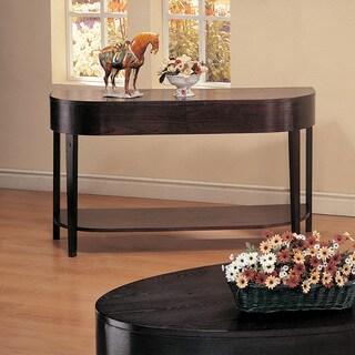 Coaster Company Cappuccino Sofa Table