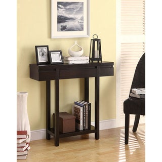 Coaster Company Cappuccino T-shaped Accent Table