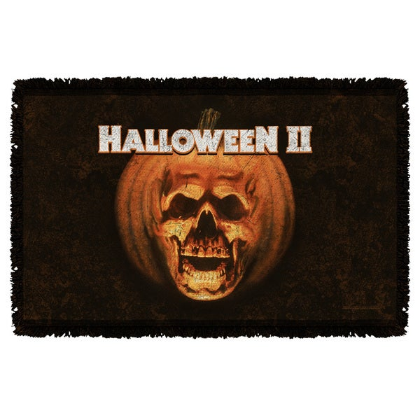 Halloween Ii/Poster Sub Graphic Woven Throw