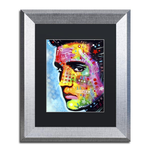 Dean Russo \'Elvis Presley\' Matted Framed Art - Free Shipping Today ...