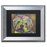 Dean Russo 'Amy' Matted Framed Art