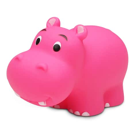 Puzzled Hippo Squirter Bath Toy