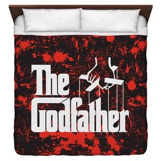 Godfather/Logo Duvet Cover