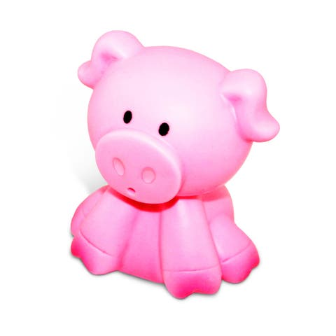 Puzzled Sitting Pig Squirter