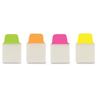 Avery Ultra Mini Tabs - Neon (40/Pack)