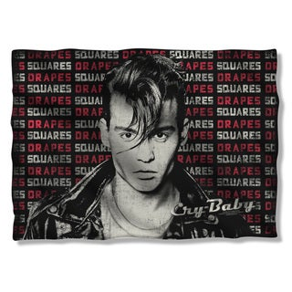 Cry Baby/Drapes & Squares Pillowcase