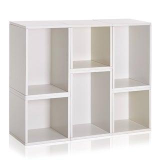 Naples Modular Storage System Eco Bookcase Shelving by Way Basics LIFETIME GUARANTEE