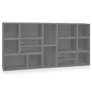 Rome Modular Storage System Eco Bookcase Shelving by Way Basics LIFETIME GUARANTEE