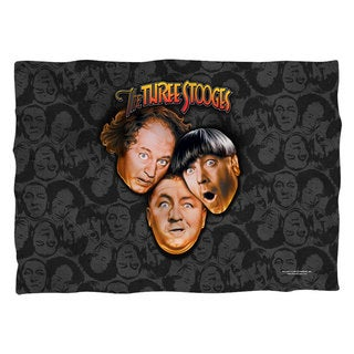Three Stooges/Stooges All Over Pillowcase