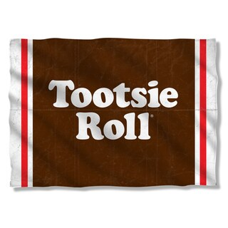 Tootsie Roll/Wrapper Pillowcase