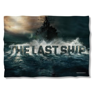 Last Ship/Out To Sea Pillowcase