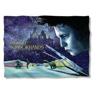 Edward Scissorhands/Movie Poster Pillowcase
