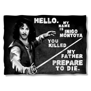 Princess Bride/Hello Again (Front/Back Print) Pillowcase