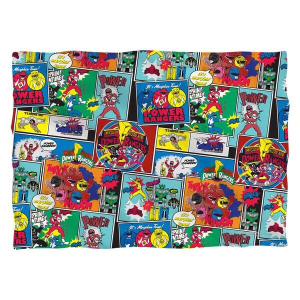 Power Rangers/Pattern   Pillowcase