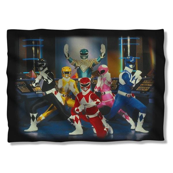 Power Rangers/Stance Pillowcase