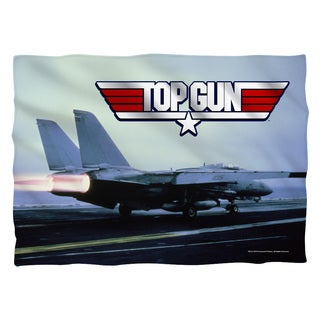 Top Gun/Take Off (Front/Back Print) Pillowcase Pillowcase