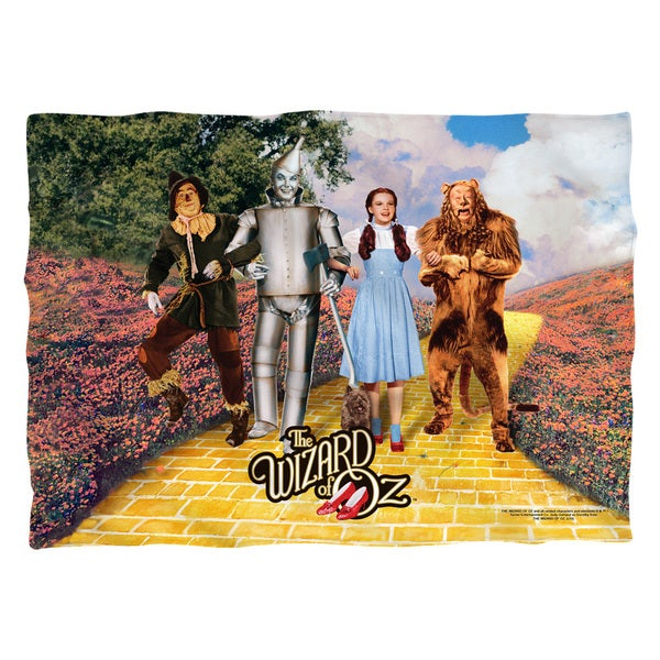 Wizard Of Oz/On The Road   Pillowcase