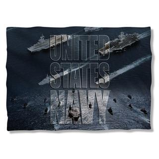 Navy/Fleet Pillowcase
