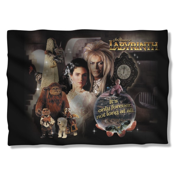 Labyrinth/Only Forever Pillowcase