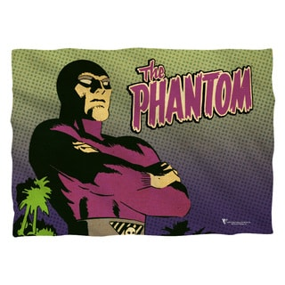 Phantom/Island (Front/Back Print) Pillowcase Pillowcase