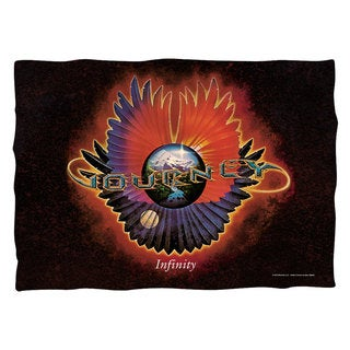 Journey/Infinity (Front/Back Print) Pillowcase Pillowcase