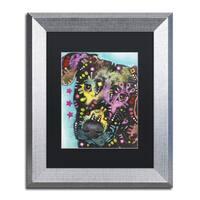 Dean Russo '06' Matted Framed Art