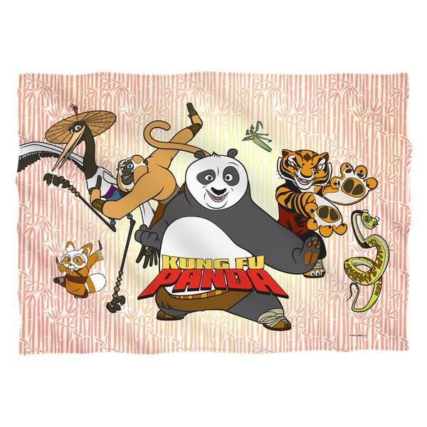 Kung Fu Panda/Kung Fu Group   Pillowcase
