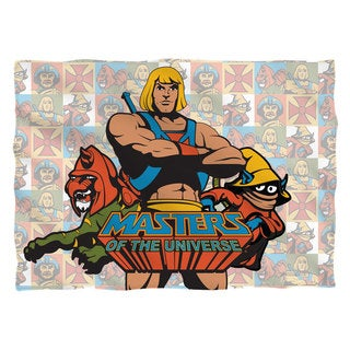 Masters Of The Universe/Heroes Pillowcase