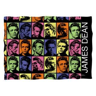James Dean/Color Block Pillowcase