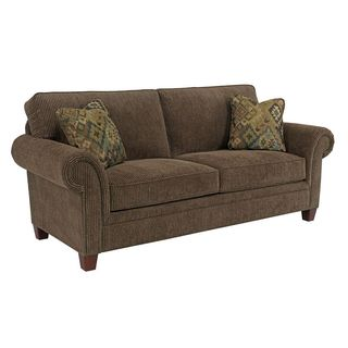 Broyhill Travis Brown Sofa