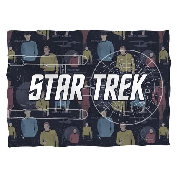Star Trek/Enterprise Crew   Pillowcase