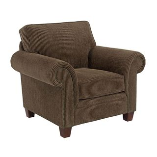 Broyhill Travis Brown Armchair