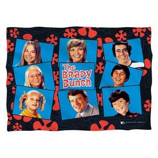 Brady Bunch/Squares Pillowcase