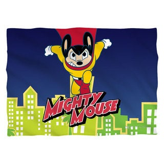 Mighty Mouse/City Watch Pillowcase Pillowcase