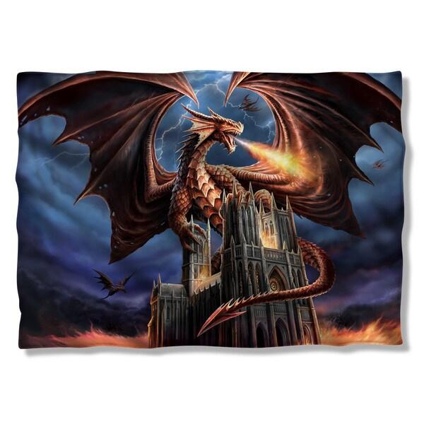 Anne Stokes/Dragon's Fury Pillowcase