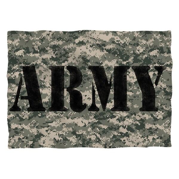 Army/Camo (Front/Back Print) Pillowcase