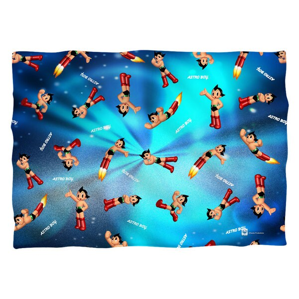 Astro Boy/Pattern   Pillowcase
