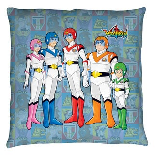 Voltron/Team Throw Pillow