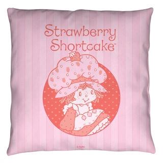 Strawberry Shortcake/Classic Throw Pillow
