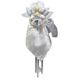 Celestial Angel Solar Powered Window Chime