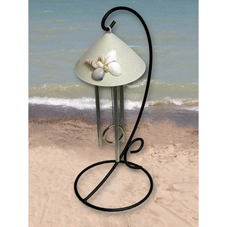 Seashell Sprite Solar Powered Indoor Chime