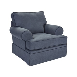 Broyhill Emily Denim Blue Chair
