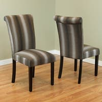 Voyage Stripe Dining Chairs (Set of 2)