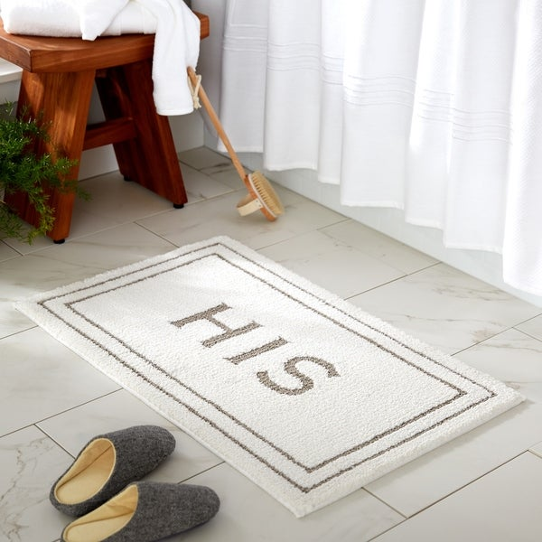 Shop Mohawk Home His Bath Rug 24 Inches Wide X 40 Inches
