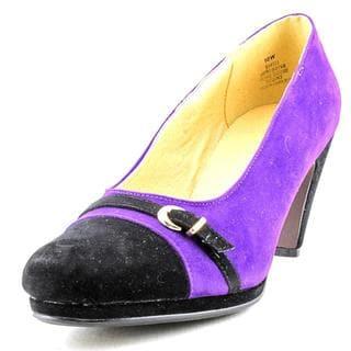 Beacon Women's 'Ramona' Faux Suede Dress Shoes