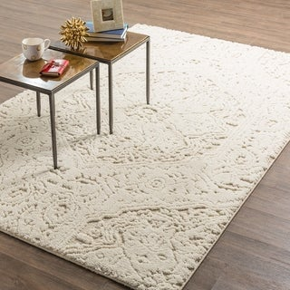 Mohawk Home Loft Francesca Cream Area Rug (5' x 8')