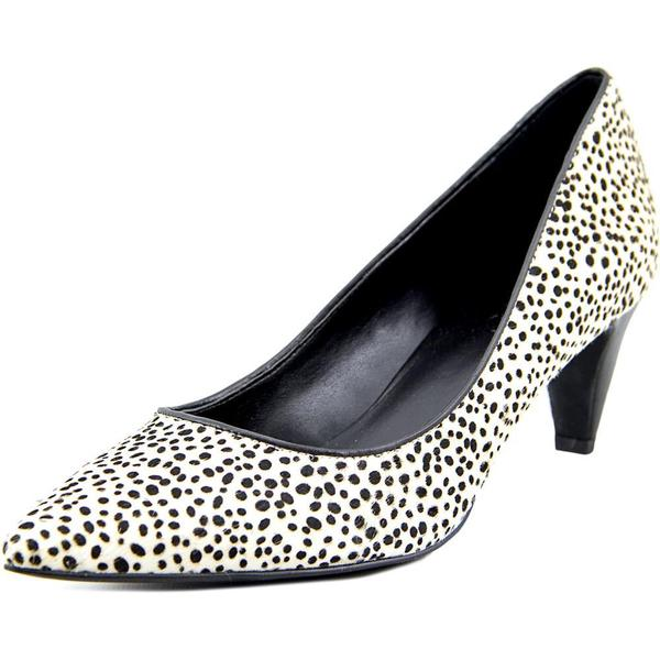 Shop Logo By Lori Goldstein Womens Joan Hair Calf Dress Shoes